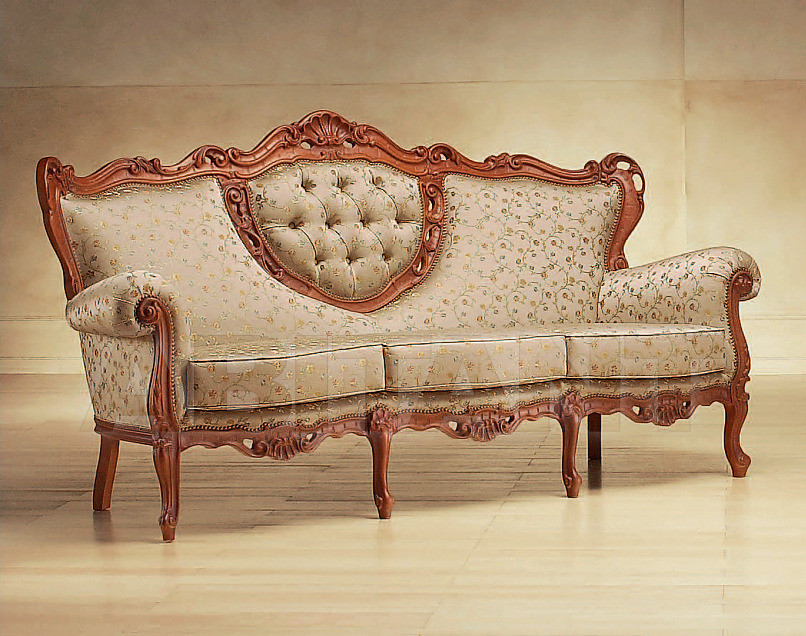 Купить Диван Franca Morello Gianpaolo Red 541/K DIVANO 3 P. FRANCA