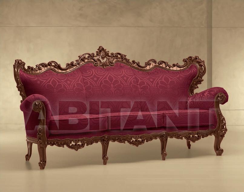 Купить Диван Pegaso Morello Gianpaolo Red 601/K DIVANO 3 P. PEGASO