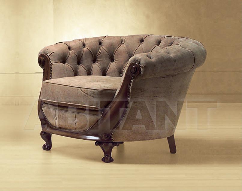Купить Кресло Newchester Morello Gianpaolo Red 450/K POLTRONA NEWCHESTER
