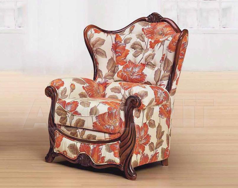 Купить Кресло Gilda Morello Gianpaolo General Catalogue 1117/N Poltrona