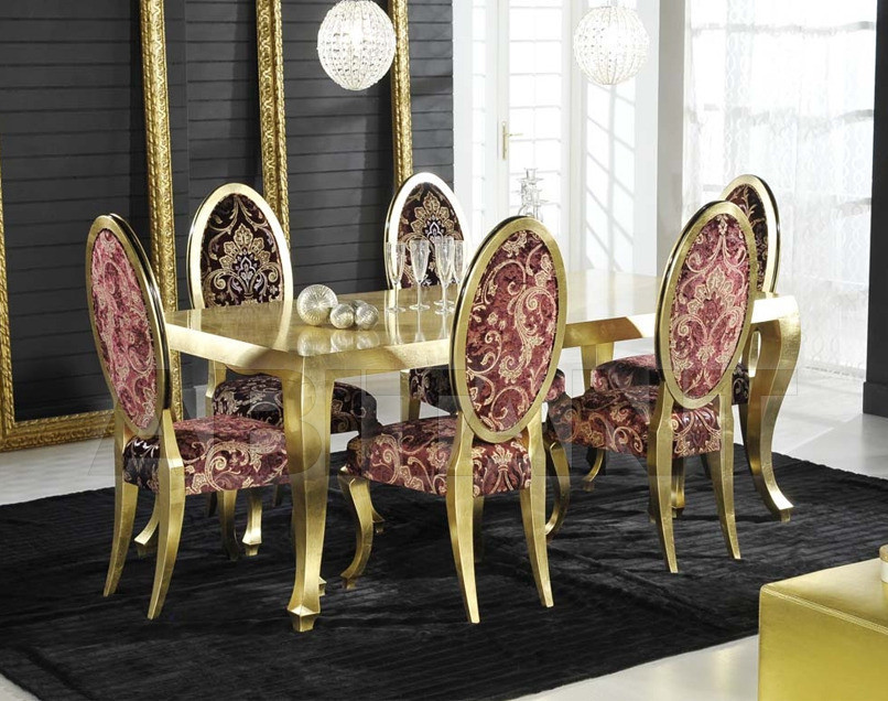 Купить Стол обеденный Morello Gianpaolo Anteprima 1387/W
