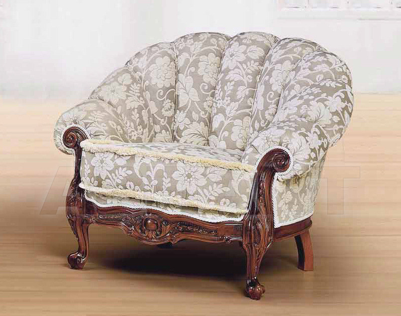 Купить Кресло Marlene Morello Gianpaolo General Catalogue 1067/N Poltrona