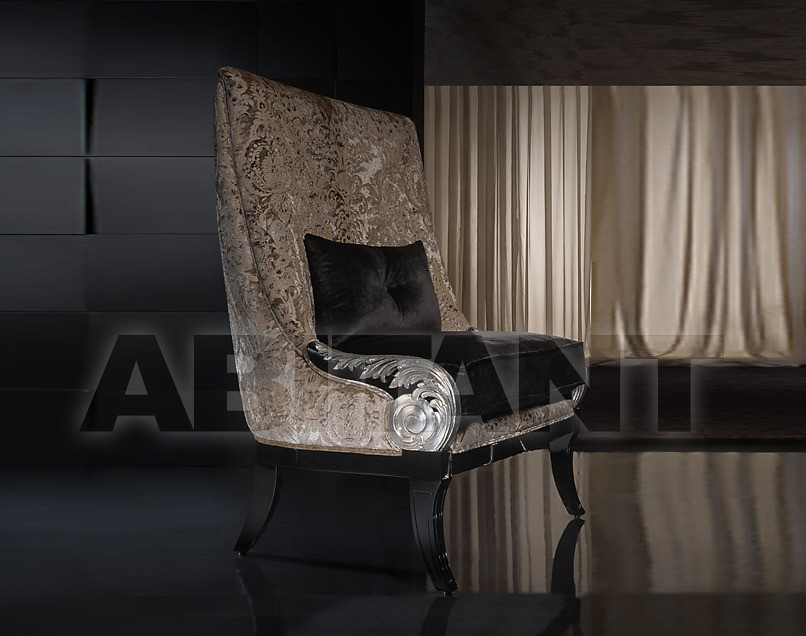 Купить Кресло Soher  Classic Furniture 4168 LC/N-PP