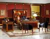 Кресло для кабинета Soher  Louvre 3824 N-OF Классический / Исторический / Английский