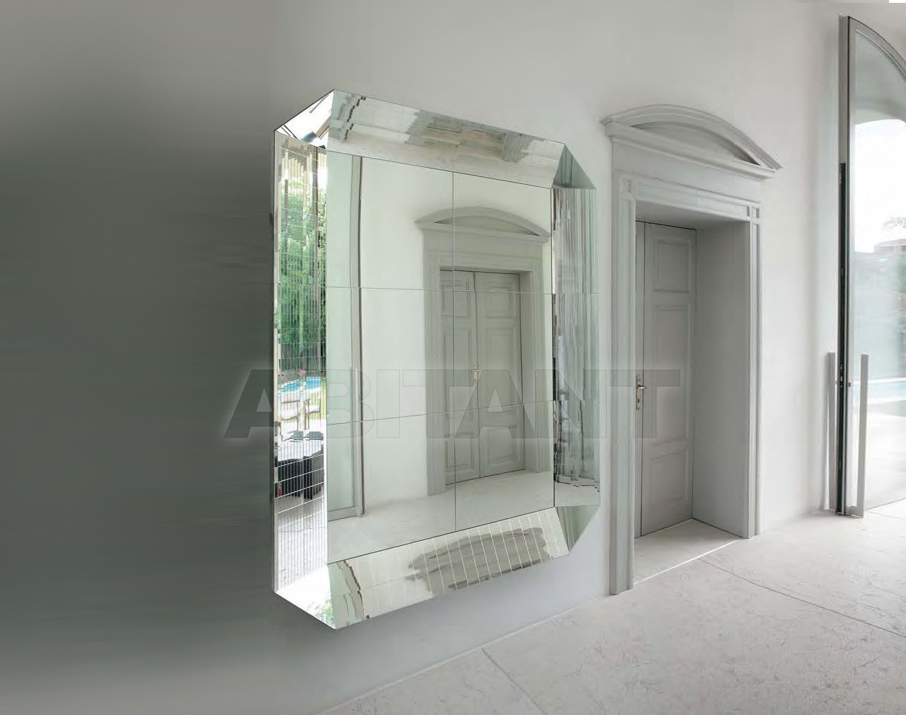 Купить Зеркало настенное Porada New Work Megalux 2