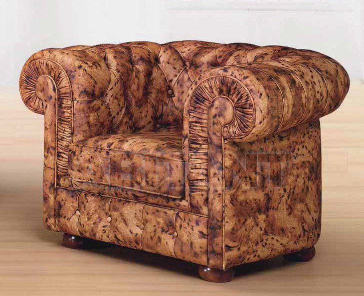 Купить Кресло Chesterfield Morello Gianpaolo General Catalogue 983/N