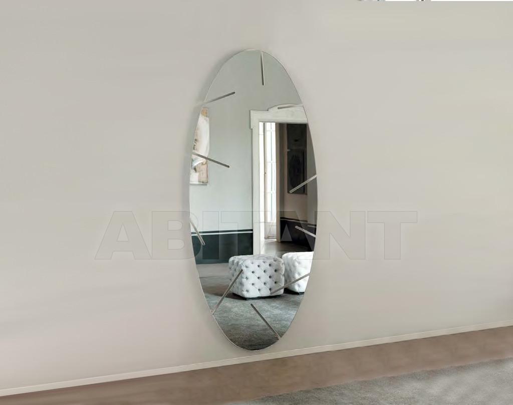 Купить Зеркало настенное Porada New Work Slash ovale