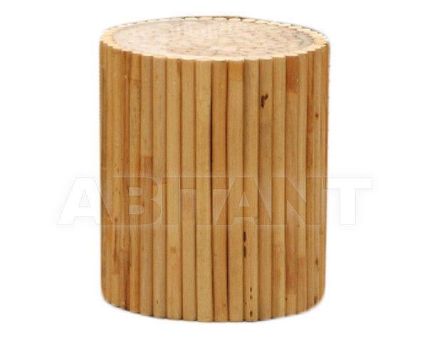 Купить Столик журнальный Frigerio Carlo Rattan Living BATANG stool