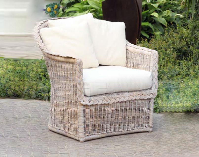 Купить Кресло для террасы Frigerio Carlo Rattan Living ELOISE armchair