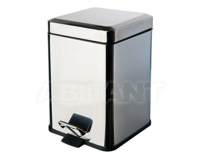 Купить Корзина для белья Colombo Design Black&white B9210.CR