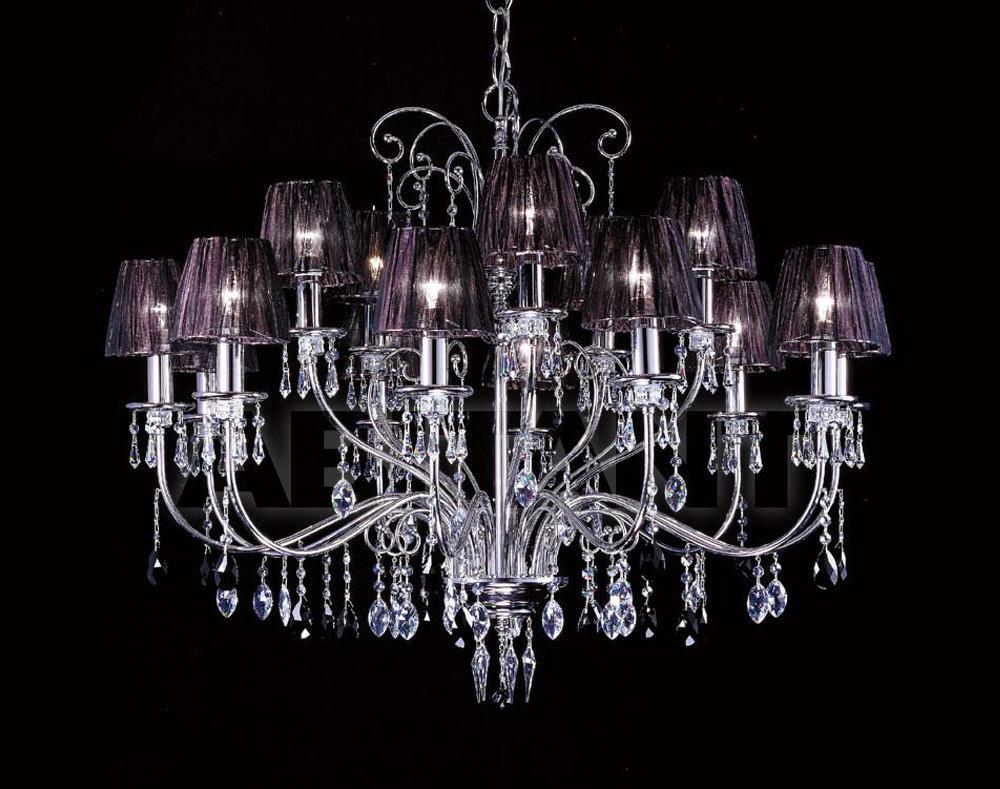 Купить Люстра Beby Group Violet 0118B02 4