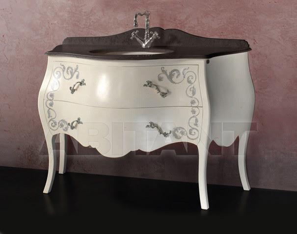 Купить Тумба под раковину Gaia Bathroomcollection BAfionaDC + MTbaro125EVO + Sottopiano