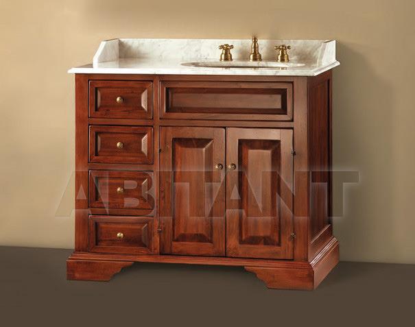 Купить Тумба под раковину Gaia Bathroomcollection BAgirasoNO + MA127A + Sottopiano