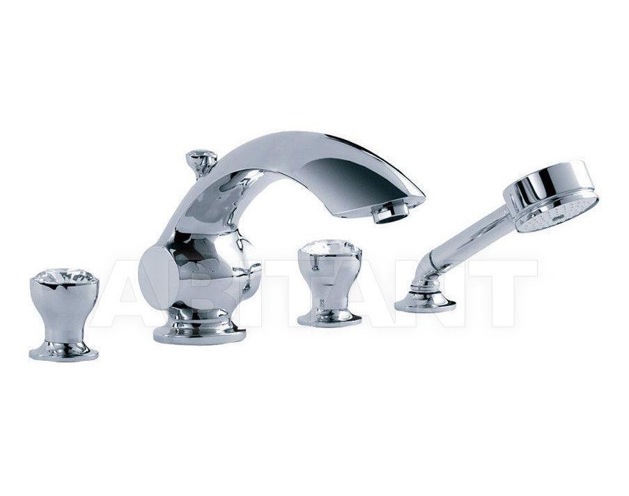 Купить Смеситель для ванны Joerger Palazzo Crystal 605.40.100