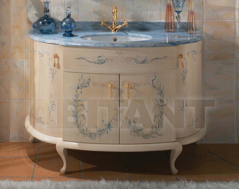 Купить Тумба под раковину Lineatre Louvre 93024