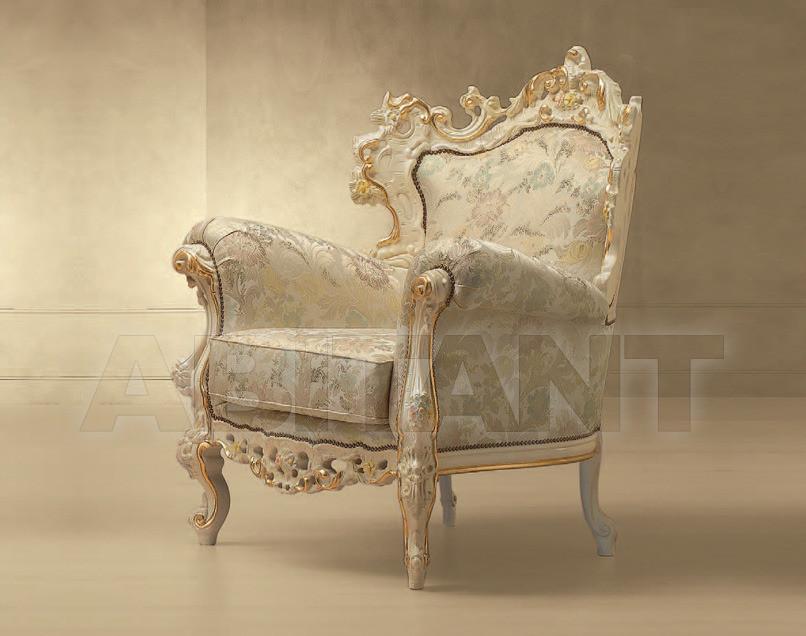 Купить Кресло Napoleone Morello Gianpaolo Red 104/K POLTRONA NAPOLEONE