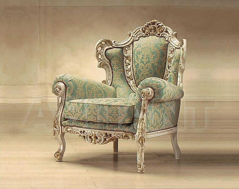 Купить Кресло Amadeus Morello Gianpaolo Red 124/K POLTRONA AMADEUS