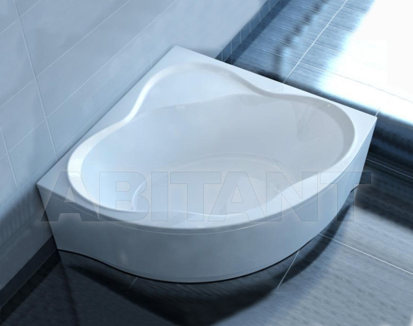Купить Угловая ванна Ravak Newday C651000000 NewDay 140