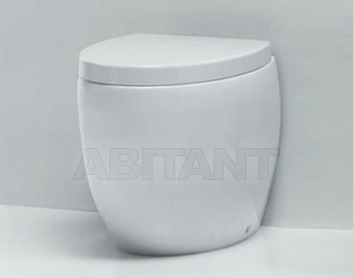 Купить Унитаз напольный AeT Italia Oval S541