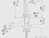 Смеситель для кухни MGS Cucina 0126FW238X Современный / Скандинавский / Модерн
