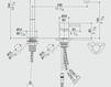 Смеситель для кухни MGS Cucina MGS F2 SQ 0128F2238B Современный / Скандинавский / Модерн