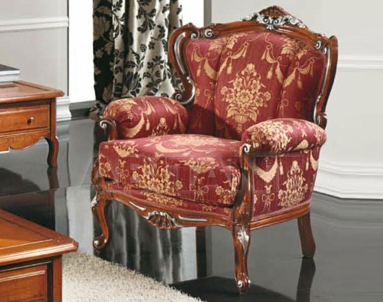 Купить Кресло Manu Stile Elisa Neoclassico 2284