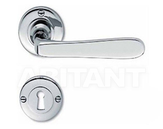 Купить Дверная ручка Colombo Design Antologhia KPA11RB NI