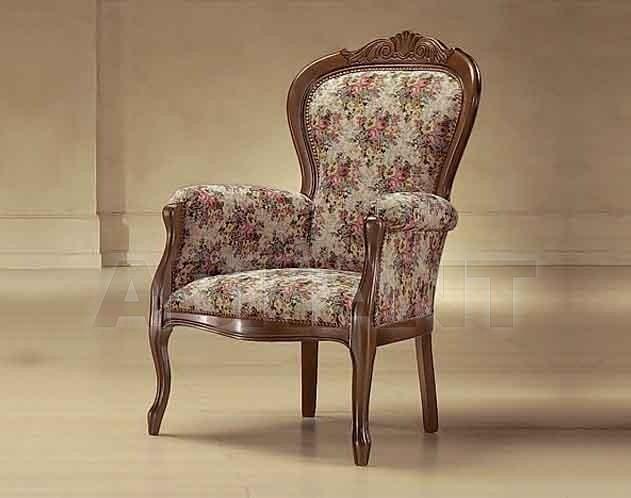 Купить Кресло Foglia Morello Gianpaolo Red 575/K POLTRONA FOGLIA
