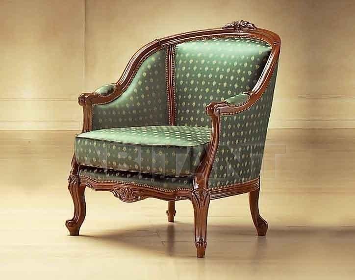 Купить Кресло Luigi Filippo Morello Gianpaolo Red 115/K POLTRONA LUIGI FILIPPO