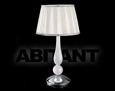 Купить Лампа настольная Sylcom s.r.l. Soffio 1422/35 SP BL.CR