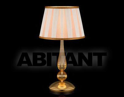 Купить Лампа настольная Sylcom s.r.l. Segno 1422/35 CP NE