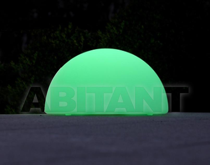 Купить Лампа настольная Imagilights 2013 HALF BALL 35 green