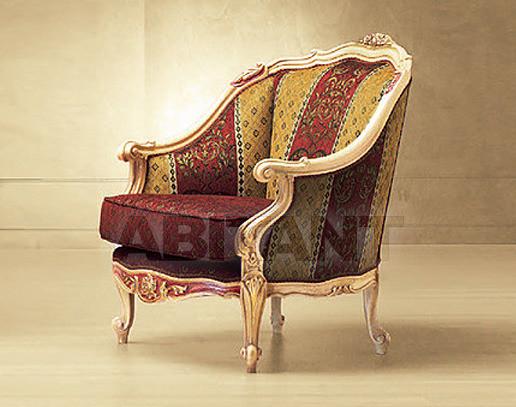 Купить Кресло Verona Morello Gianpaolo Red 668/K POLTRONA VERONA