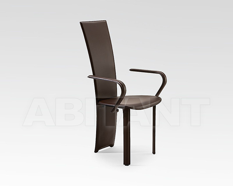 Купить Стул с подлокотниками Serico sas Iralian Furniture Leather  Poltrone CLEO/BR
