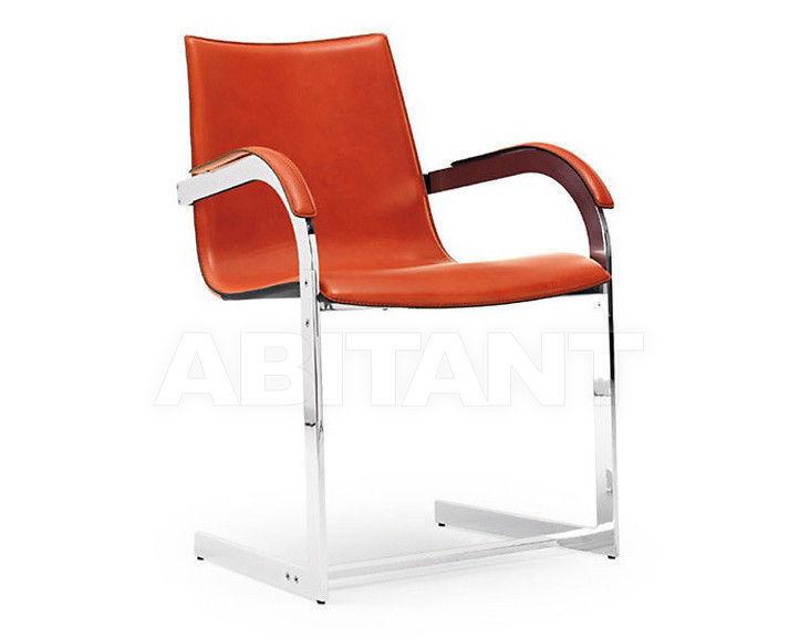 Купить Стул с подлокотниками Serico sas Iralian Furniture Leather  Poltrone RICH ATTESA