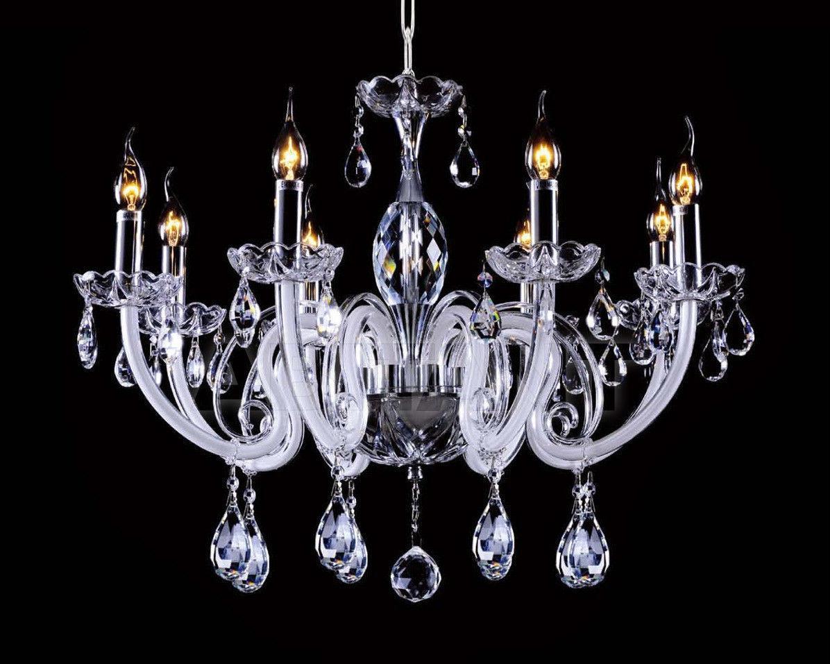 Купить Люстра Crystallux Crystallux 2014 GLAMOUR SP8