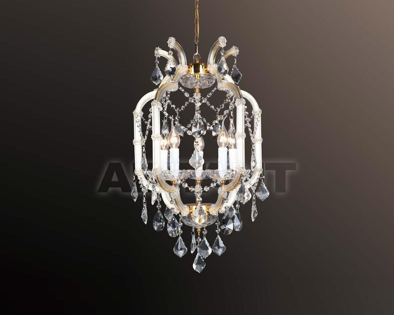 Купить Люстра Crystallux Crystallux 2014 NEWBEAUTY SP5