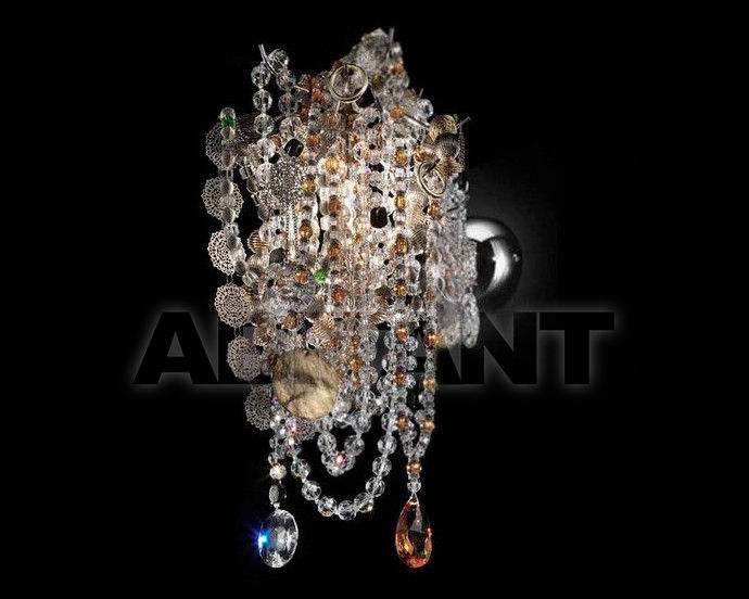 Купить Светильник настенный P&V Light Colezzione 2013 Bijoux 01A