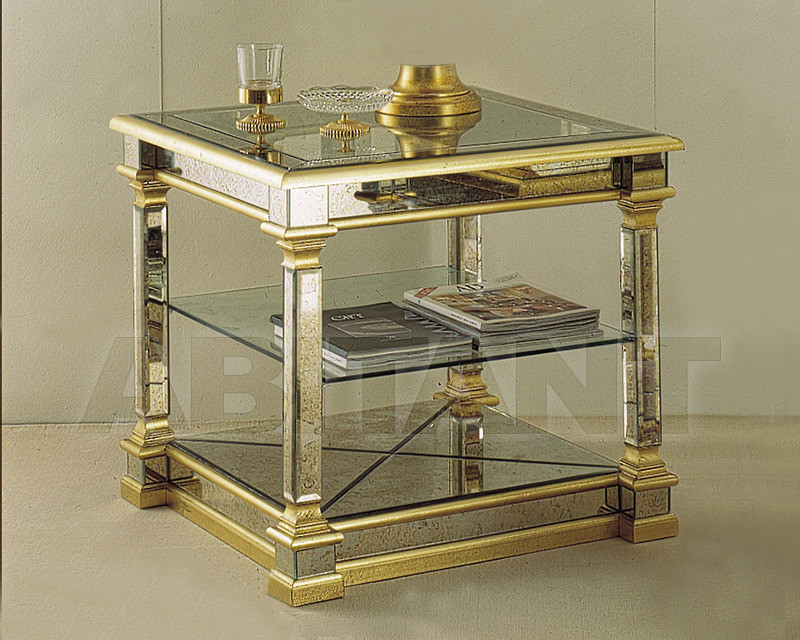 Купить Столик приставной MP 2 Antique Mirror ANG-74S 2