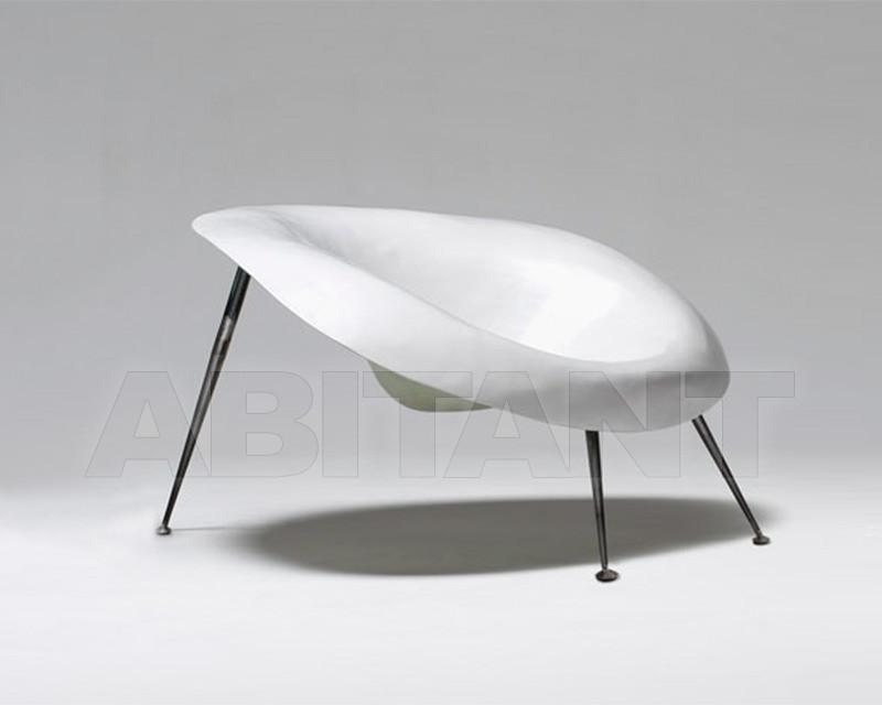 Купить Кресло Imperfetto Lab 2013 NIDO bianco