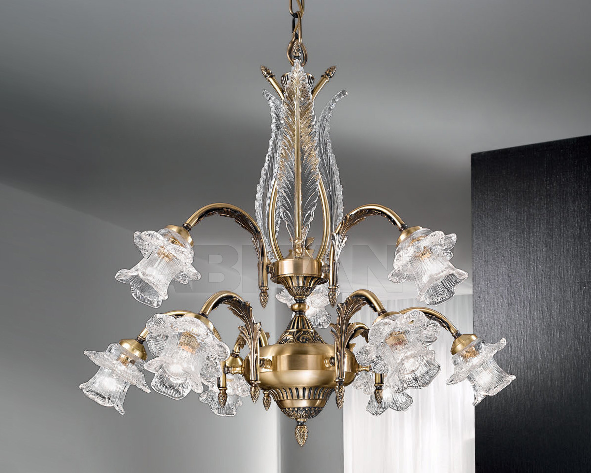 Купить Люстра Possoni Illuminazione Floreale 917/6+3