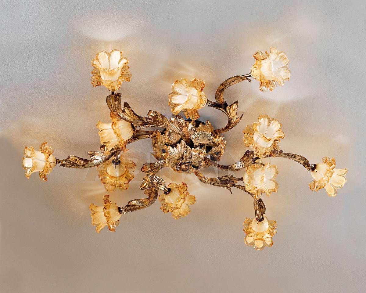 Купить Люстра Possoni Illuminazione Floreale 334/6+6PL