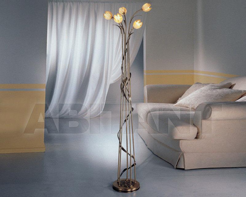 Купить Лампа напольная Possoni Illuminazione Floreale 319/p5