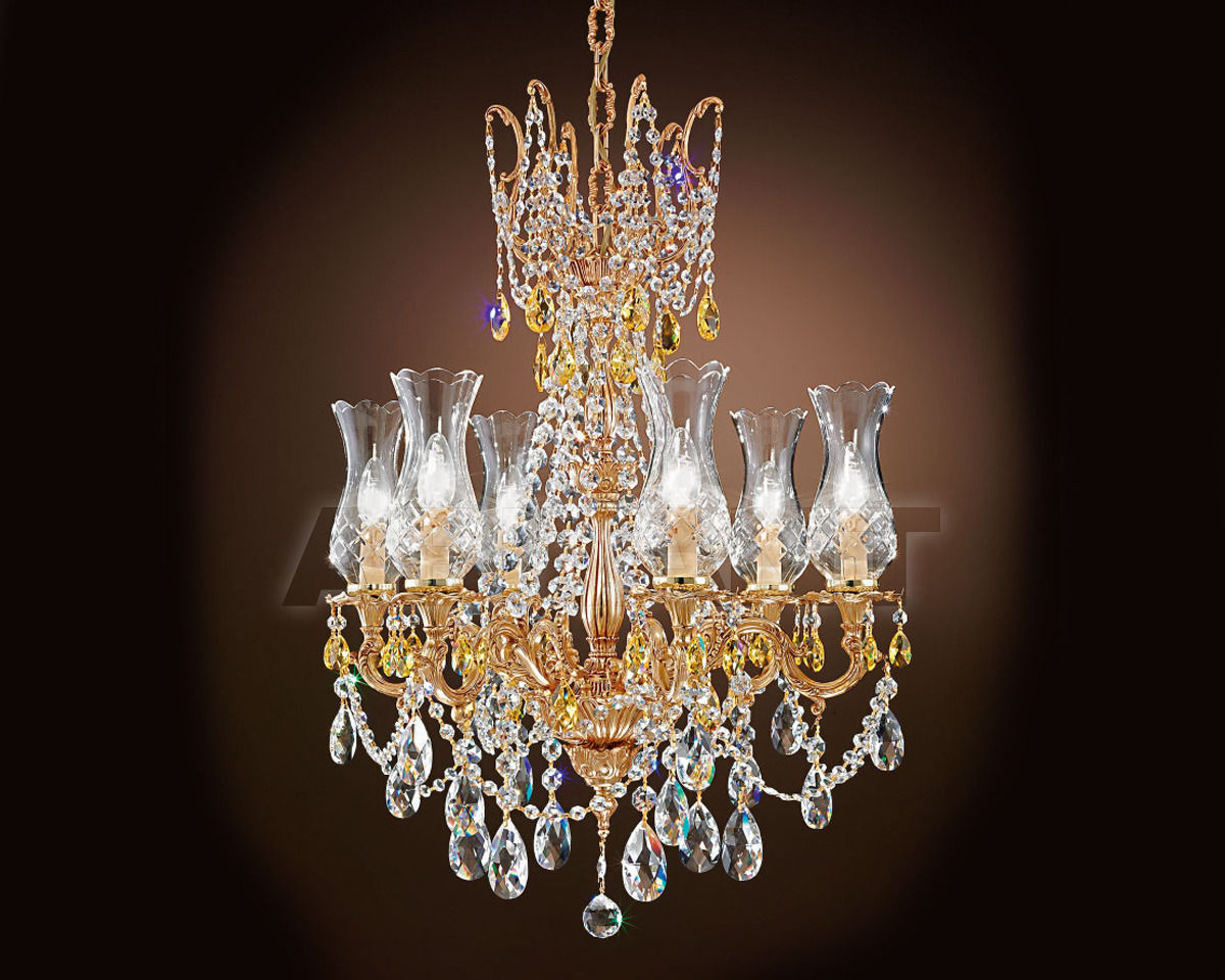 Купить Люстра Possoni Illuminazione Ricordi Di Luce 095/6-C