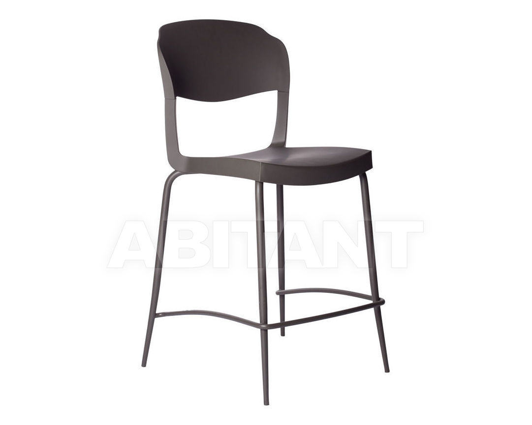 Купить Барный стул Green srl 2013 Evo Bar Stool Strass Low Height