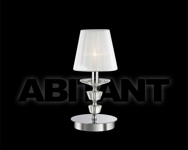 Купить Лампа настольная Ideal Lux 2013-2014 PEGASO TL1 SMALL