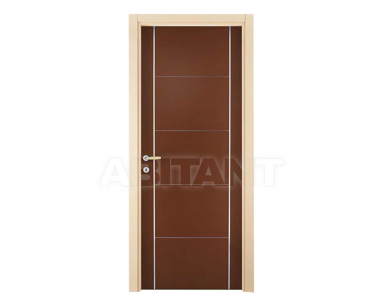 Купить Дверь деревянная Fioravazzi Lisce PAMELA - 2 LACCATO RAL 8024