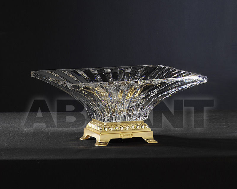 Купить Посуда декоративная Soher  Cristales 8066 OR