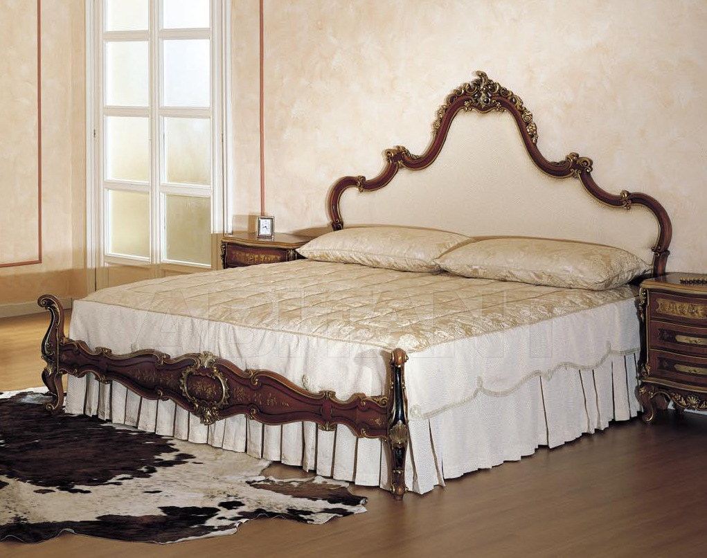 Купить Кровать OSIRIDE Asnaghi Interiors Bedroom Collection AS5503