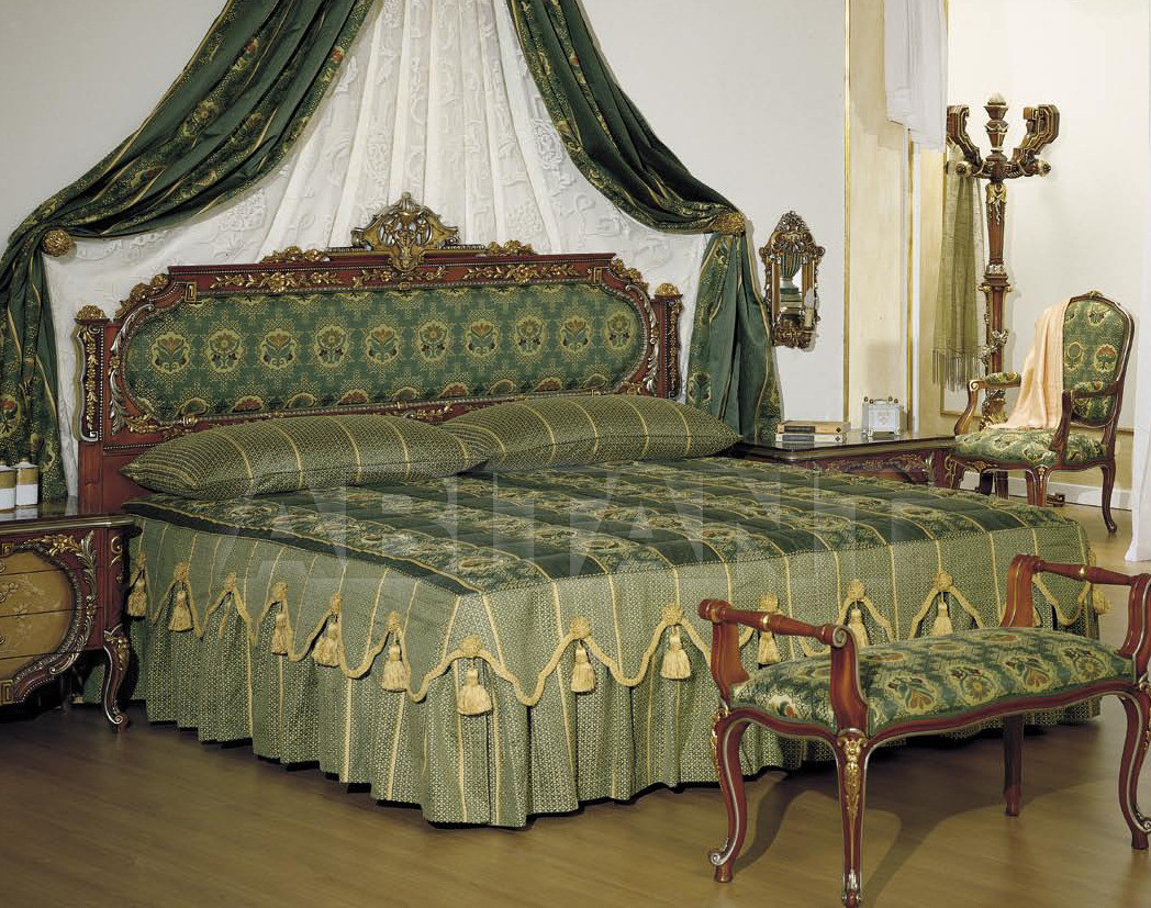 Купить Кровать CAMBRAI Asnaghi Interiors Bedroom Collection AS15501